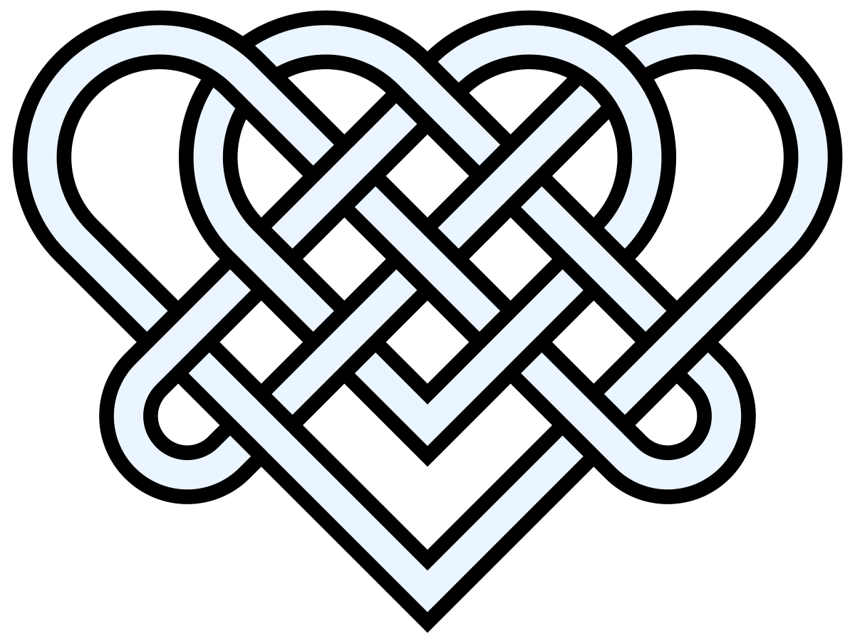 Double Heart Knot